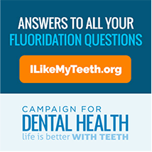 Campaign for Dental Health: Life is Better with Teeth