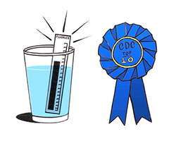 CDC Water Fluoridation