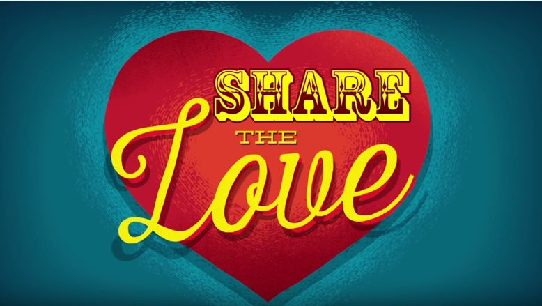 Share the Love, Share the Water