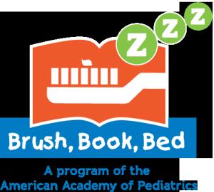 AAP Brush, Book, Bed