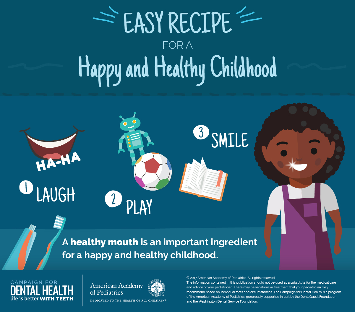 Recipe for Healthy Childhood