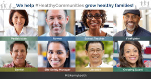 #HealthyCommunities