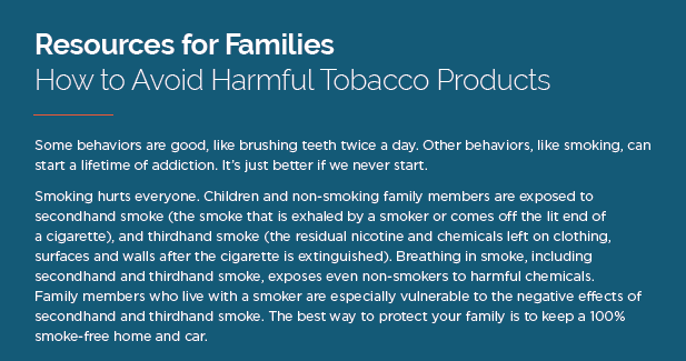 Why should dental professionals talk about tobacco?